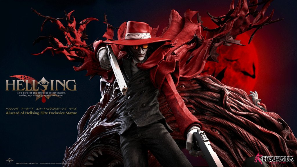 Alucard Hellsing Ultimate
