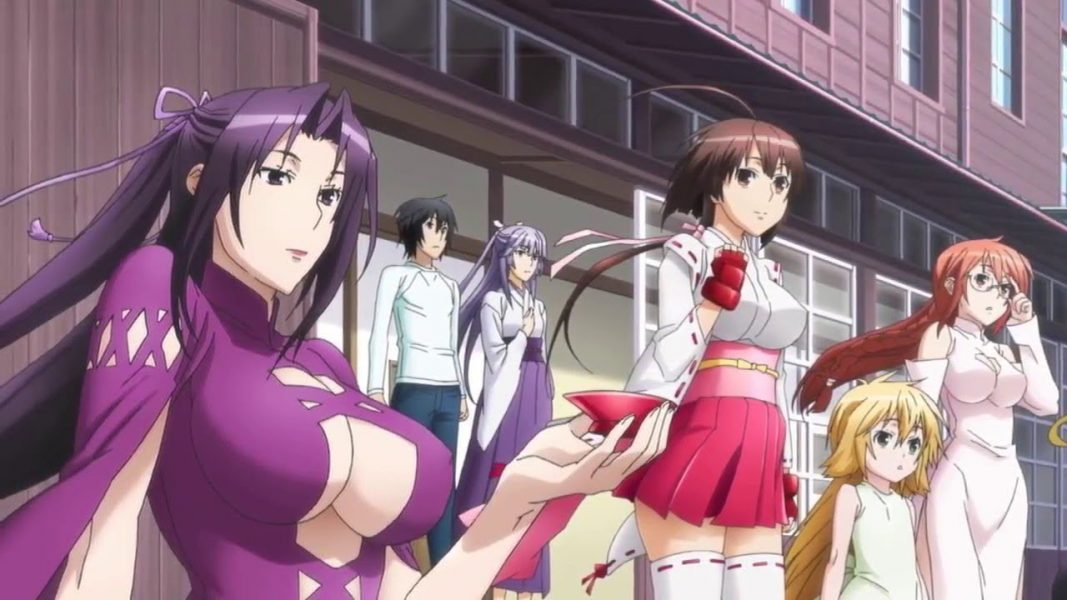Sekirei Is A Fantasy Harem Genre Anime Created By Sakurako Gokurakuin This Show Filled With Sexy And Buxom Beauties In Form Of Humanoid