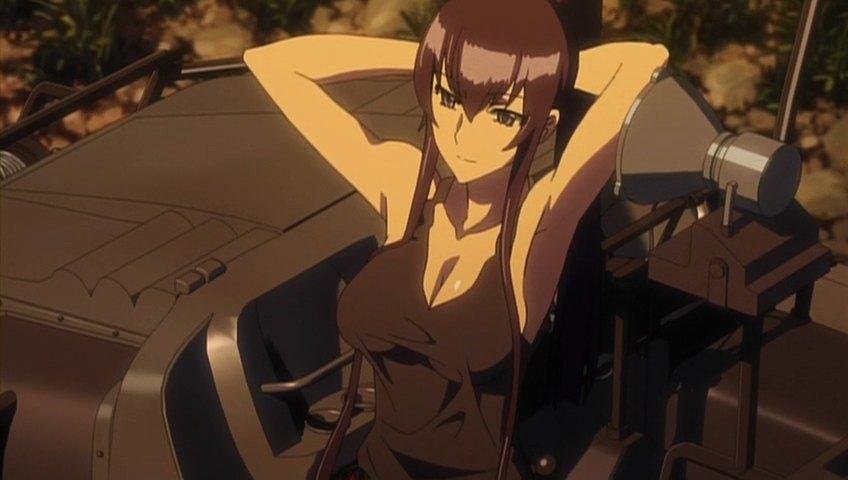 Girls geile nackt anime Best 3D