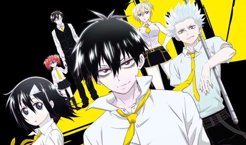 Blood Lad Season 2 Release Date Characters English Dub