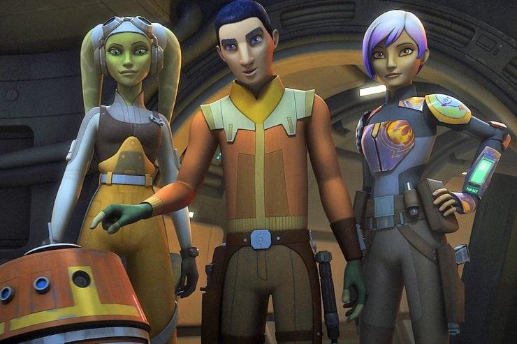 Star Wars Rebels Staffel 3 Release