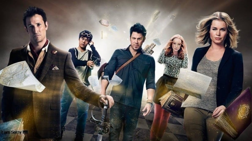 The Librarians Staffel 5