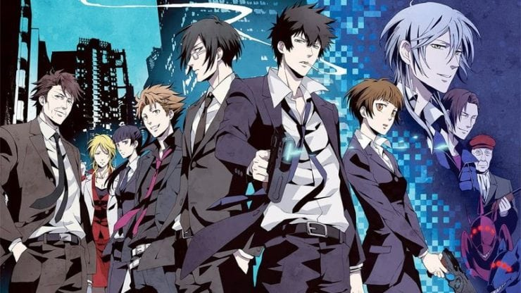 Psycho Pass Season 3 Release Date Characters English Dub