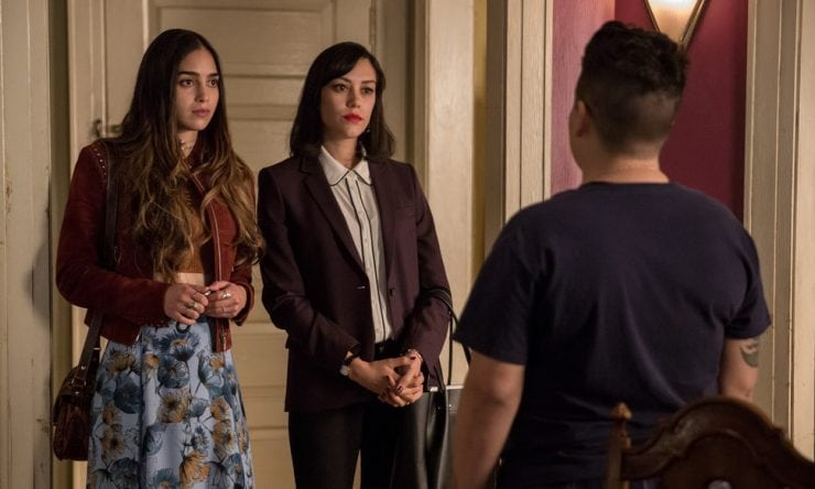 The Vida Series Has Been Renewed For A Second Season By Starz The Series Follows The Story Of Two Estranged Sisters Who Cannot Be Any More Different From