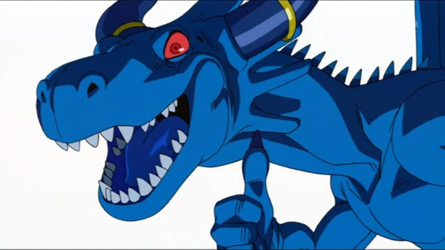 Blue Dragon Anime: 12 Best Anime Dragons Of All Time