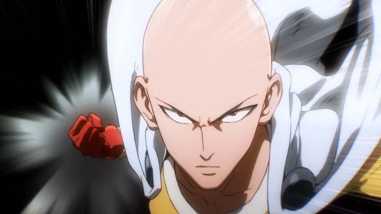 One punch man was one of the best anime i have recently seen in the superhero genre it is fun comical and filled with over the top action sequences and