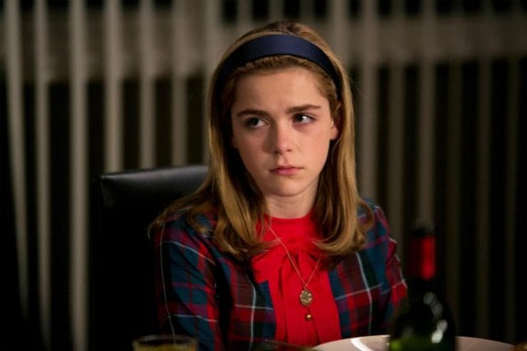 chilling adventures of sabrina season 2 release date. Black Bedroom Furniture Sets. Home Design Ideas