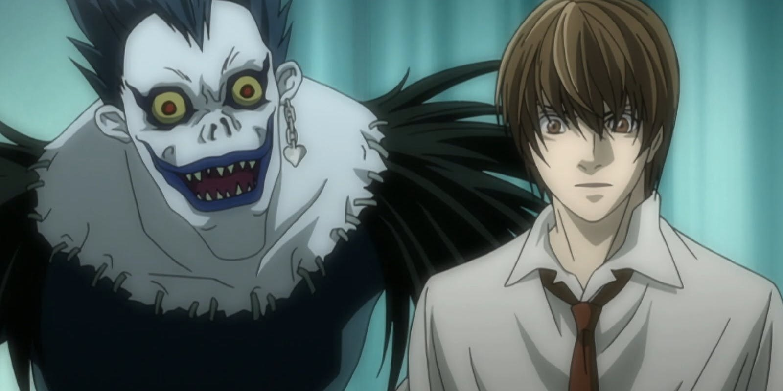 Death note is a damn good thriller genre anime the plot focuses on a special notebook which is known as the death note the book has a special ability