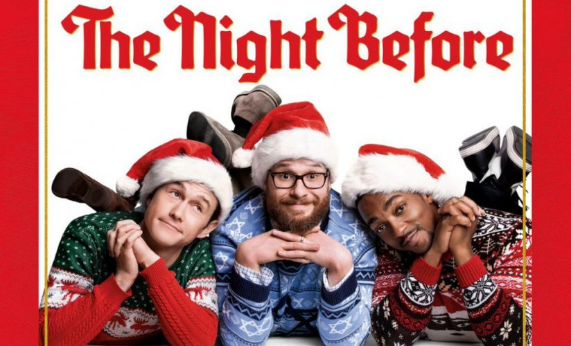 if you love comedies mixed with christmas theme then this is the movie for you the star cast of the night before is filled with some great actors - Best Christmas Movies On Hulu