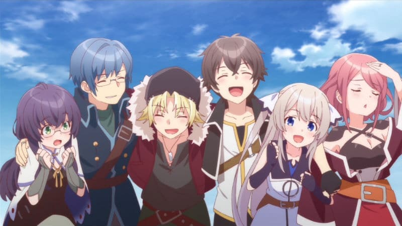 Seven Senses Of The Re Union Season 2 Release Date Characters English Dubbed