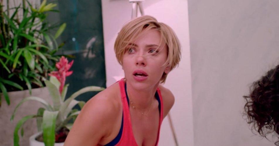 Scarlett Johansson Upcoming New Movies 2018, 2019 Full List