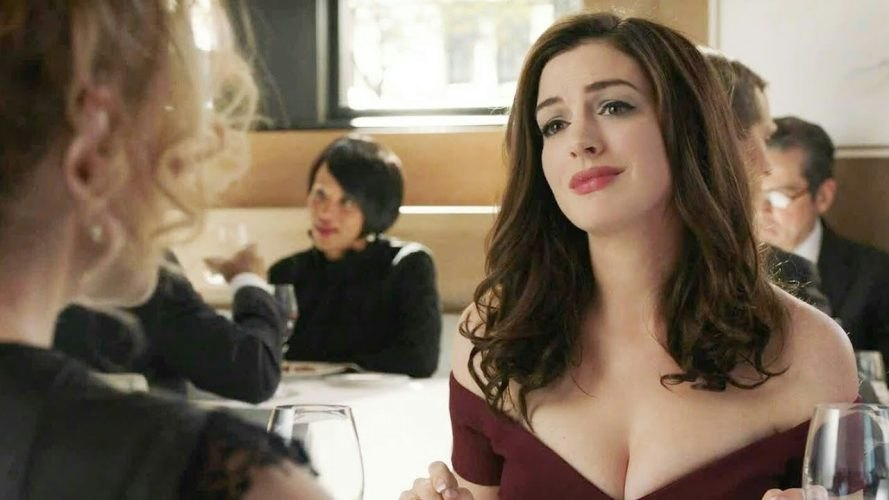 Upcoming Anne Hathaway...