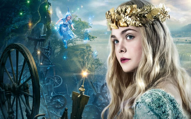 Elle Fanning, in Magnificent 2