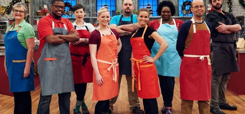 Halloween Baking Championship Season 5 Release Date, Host