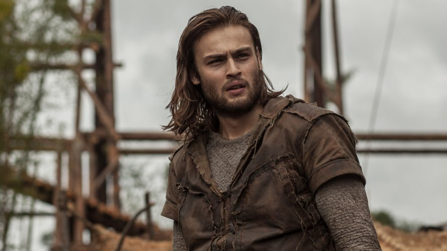Upcoming Douglas Booth New Movies / TV Shows (2019, 2018)