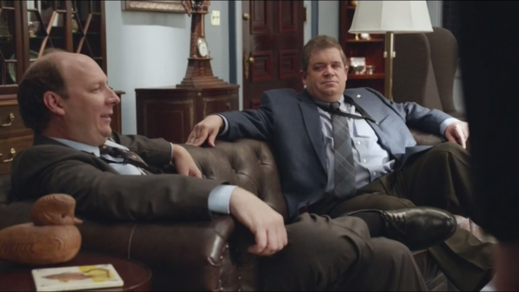 patton oswalt veep