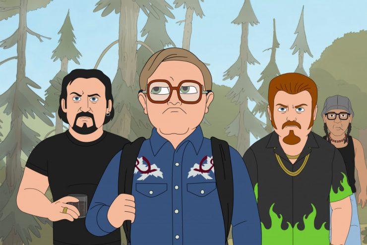 trailer park boys animated series season 2  release date