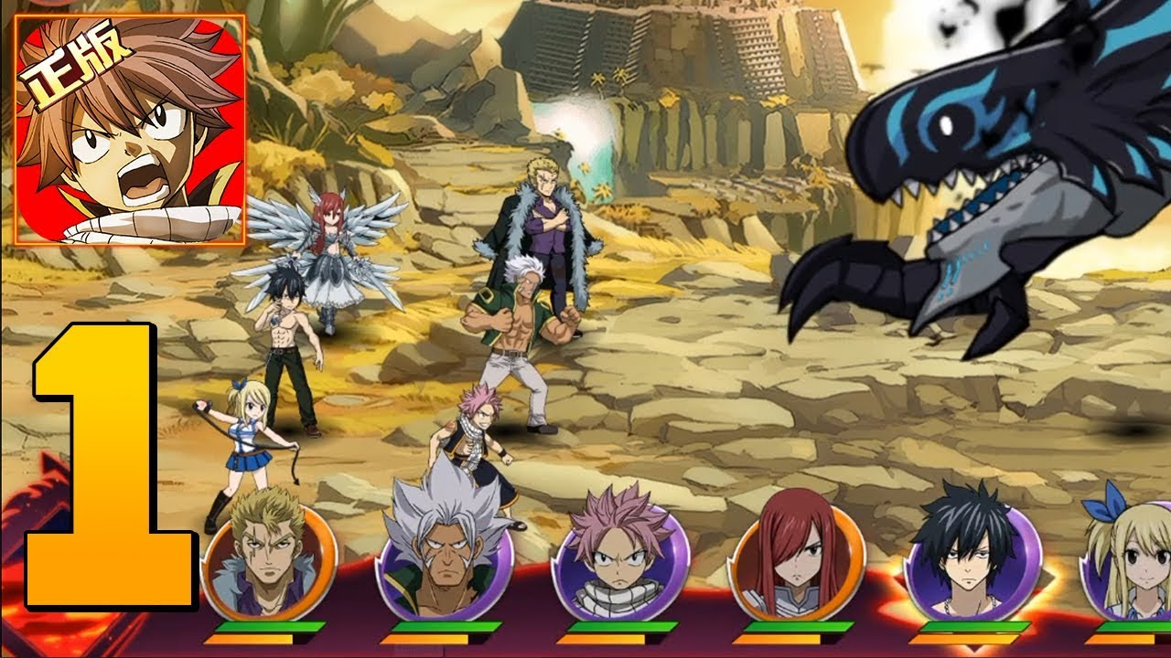 9 Best Fairy Tail Games For PS4, Xbox (2019) - Cinemaholic