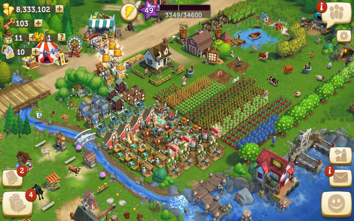 Games Like FarmVille 2: Country Escape - Play Games Like