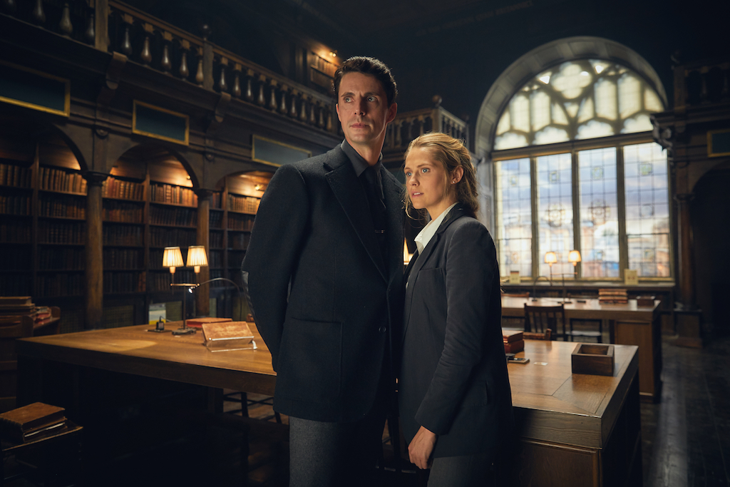 Matthew Goode A Discovery of Witches