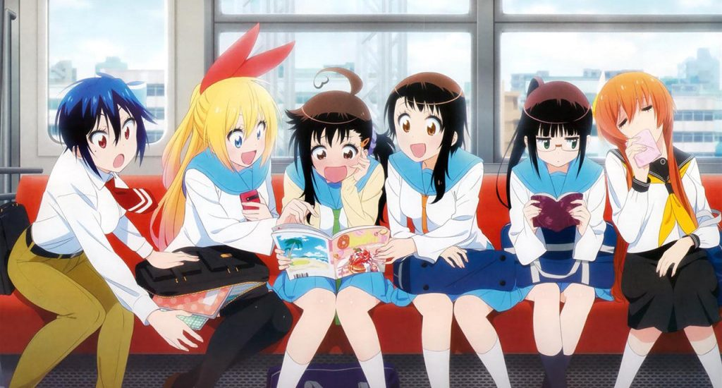 Nisekoi Season 2 Release Date Review Recap English Dub Therefore, let's see the possibility of the renewal of nisekoi for the third time. nisekoi season 2 release date review