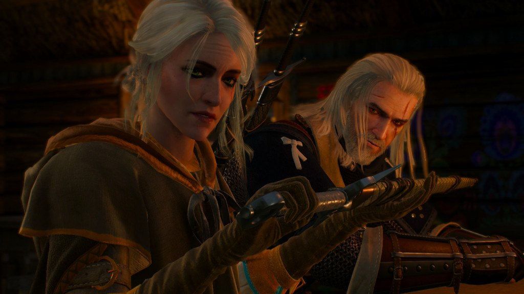 Witcher 3 blood and wine endings