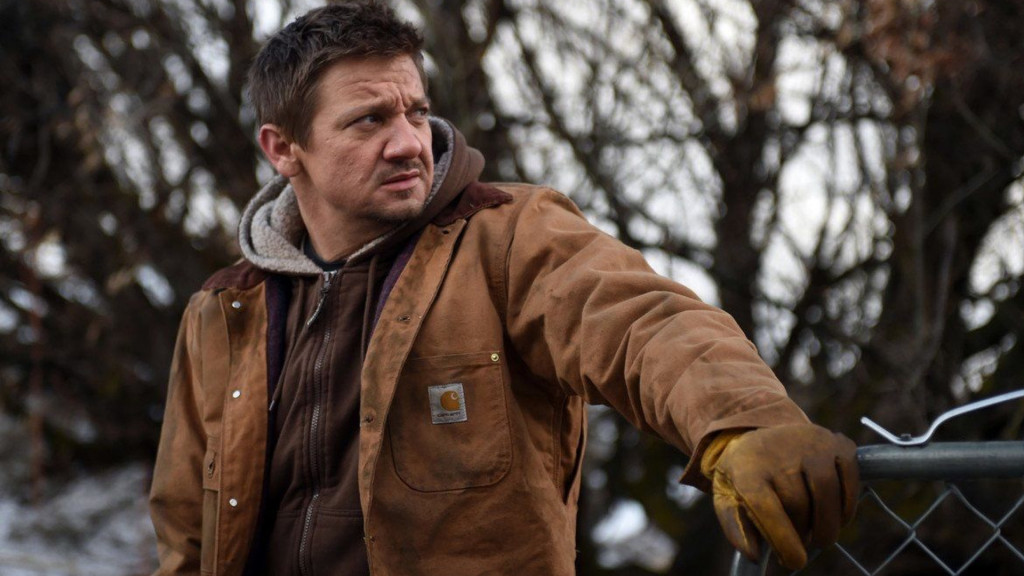 Upcoming Jeremy Renner...