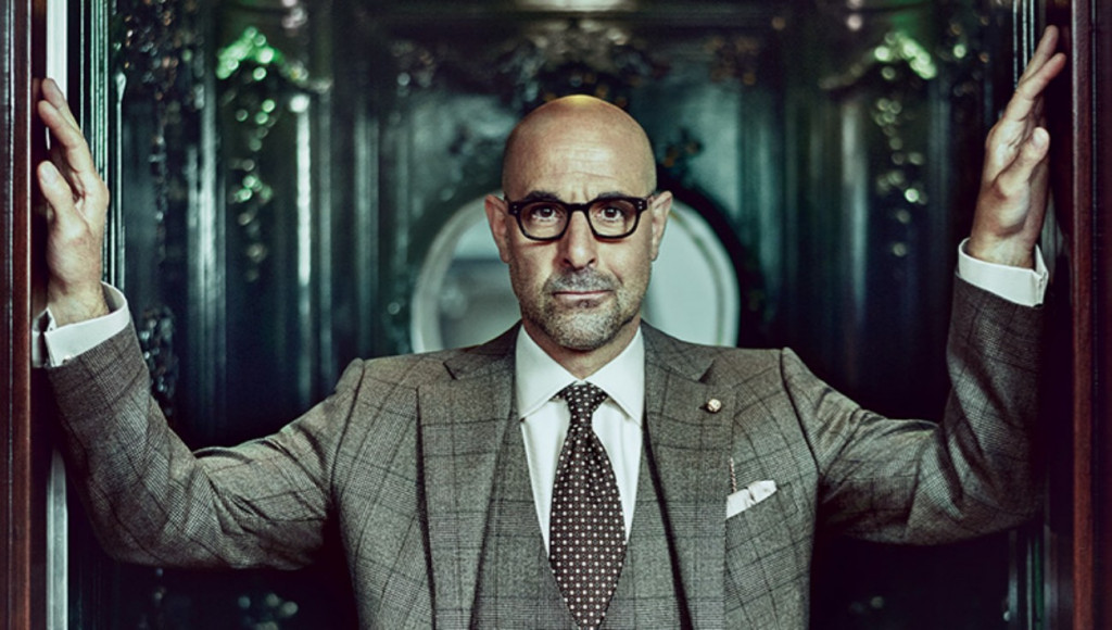 stanley tucci Kingsman The Great Game