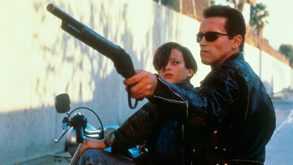 Is Terminator 2 Judgement Day On Netflix Or Hulu Or Amazon Prime