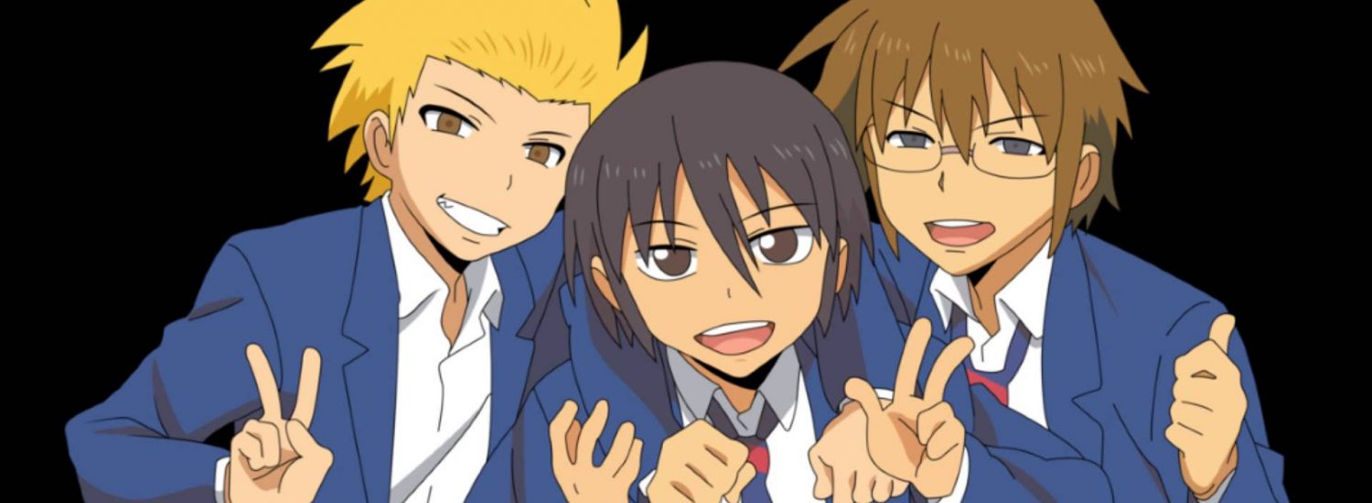 Daily Life Of Highschool Boy Episode 20 English Dub Online Sale, UP ...