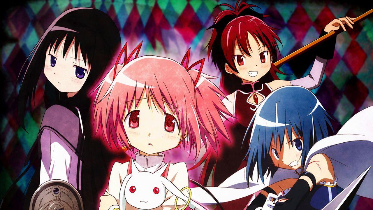Puella Magi Madoka Magica Season 2 Release Date Characters English Dub