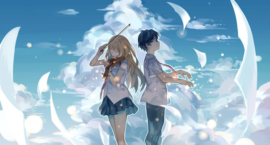 Your Lie In April Season 2 Release Date Characters English Dub