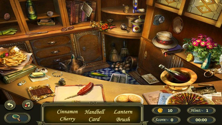 Hidden Objects No Download No Registration