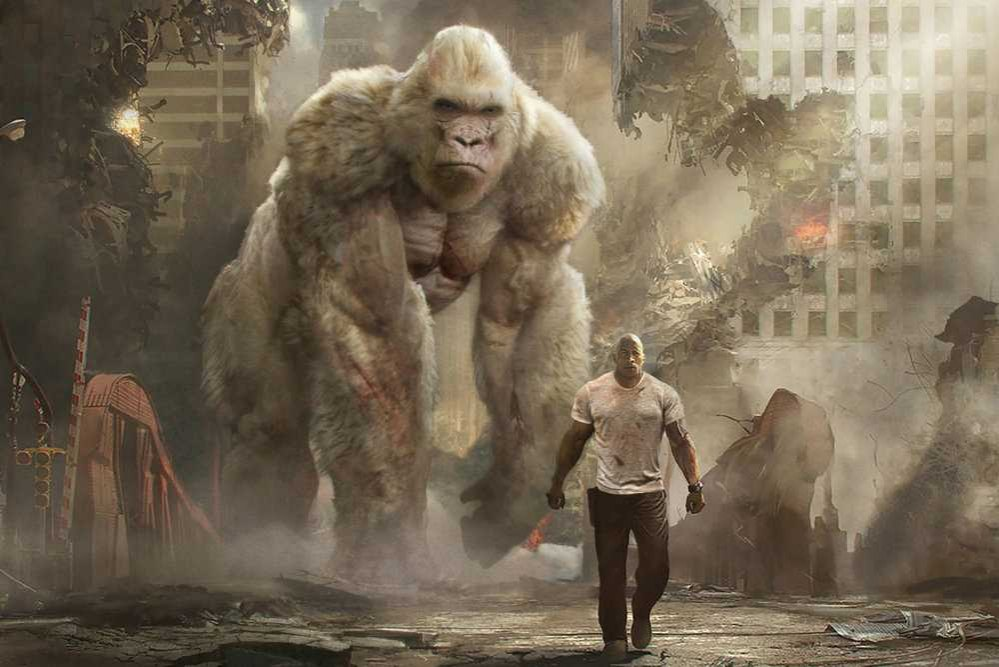 Rampage 2 Release Date Cast Movie Plot Sequel Trailer News