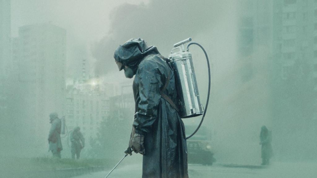 Chernobyl Series Netflix