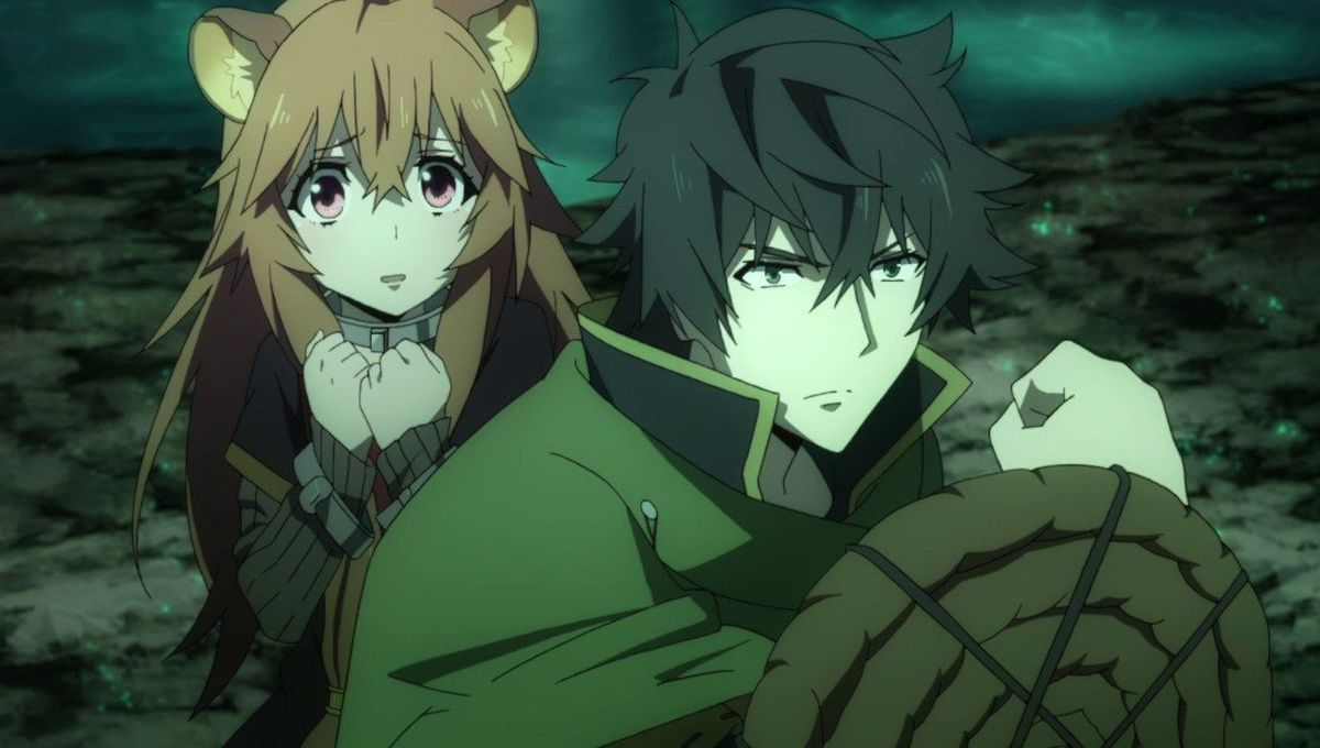 The Rising Of The Shield Hero Season 2 Release Date Characters English Dub