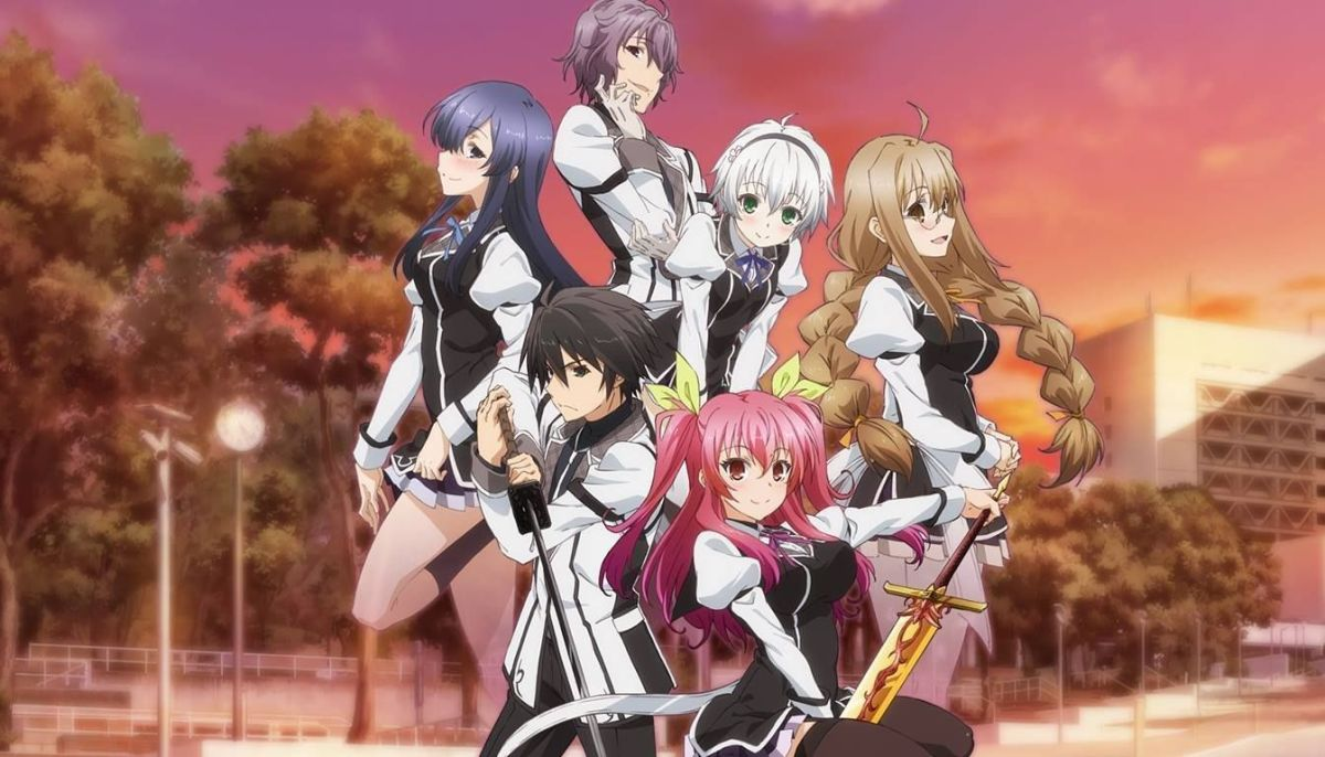 Chivalry Of A Failed Knight Season 2 Release Date Characters English Dub The first season premiered in 2015 and after nearly five years, we still the chivalry of a failed knight (also called rakudai kishi no cavalry) is a japanese mild novel collection written via riku misora and illustrated. chivalry of a failed knight season 2