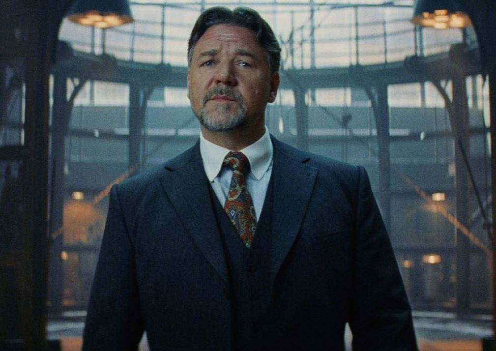 Upcoming Russell Crowe New Movies / TV Shows (2019, 2020)