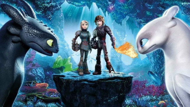 Is How To Train Your Dragon The Hidden World On Netflix Disney Plus Or Hulu Dvd Blu Ray Release Date