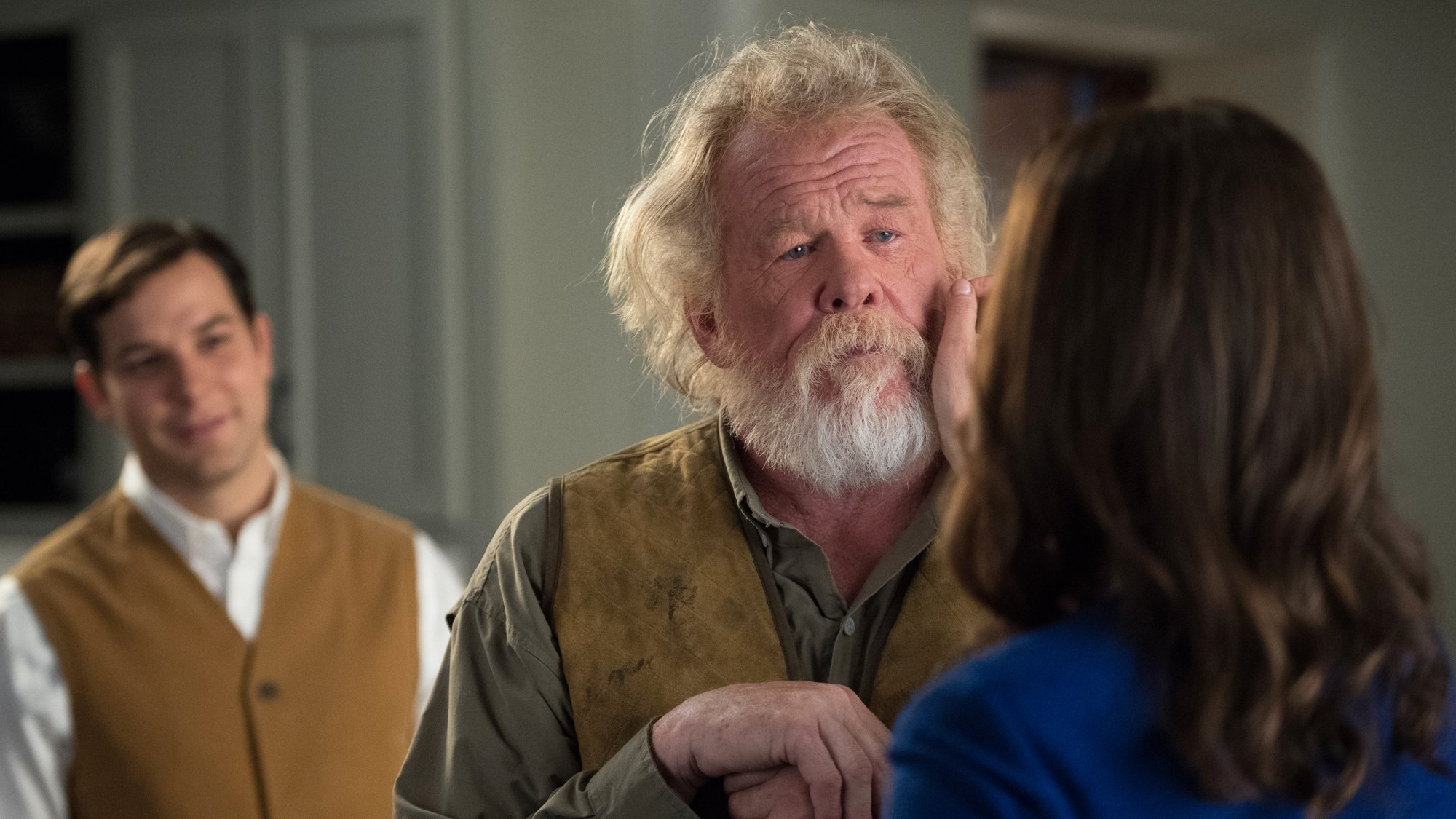 Upcoming Nick Nolte New Movies / TV Shows (2019, 2020)