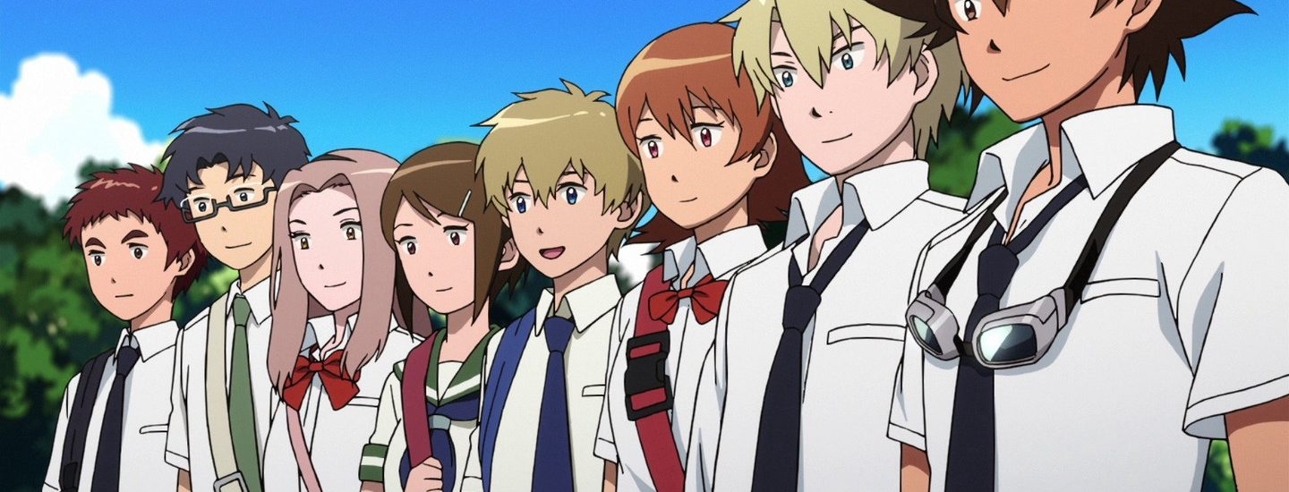 Digimon Adventure Tri 7