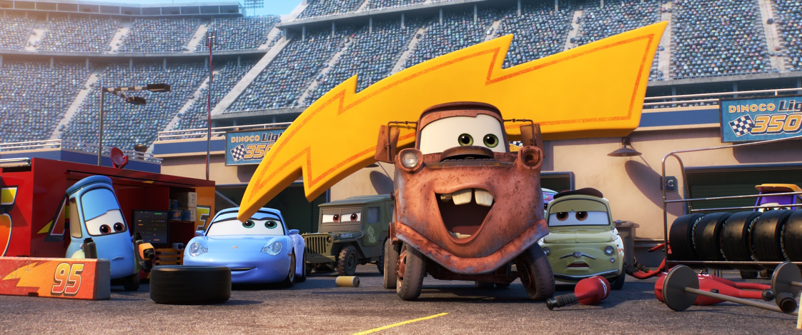 Cars 4 Characters Release Date Cast Plot News