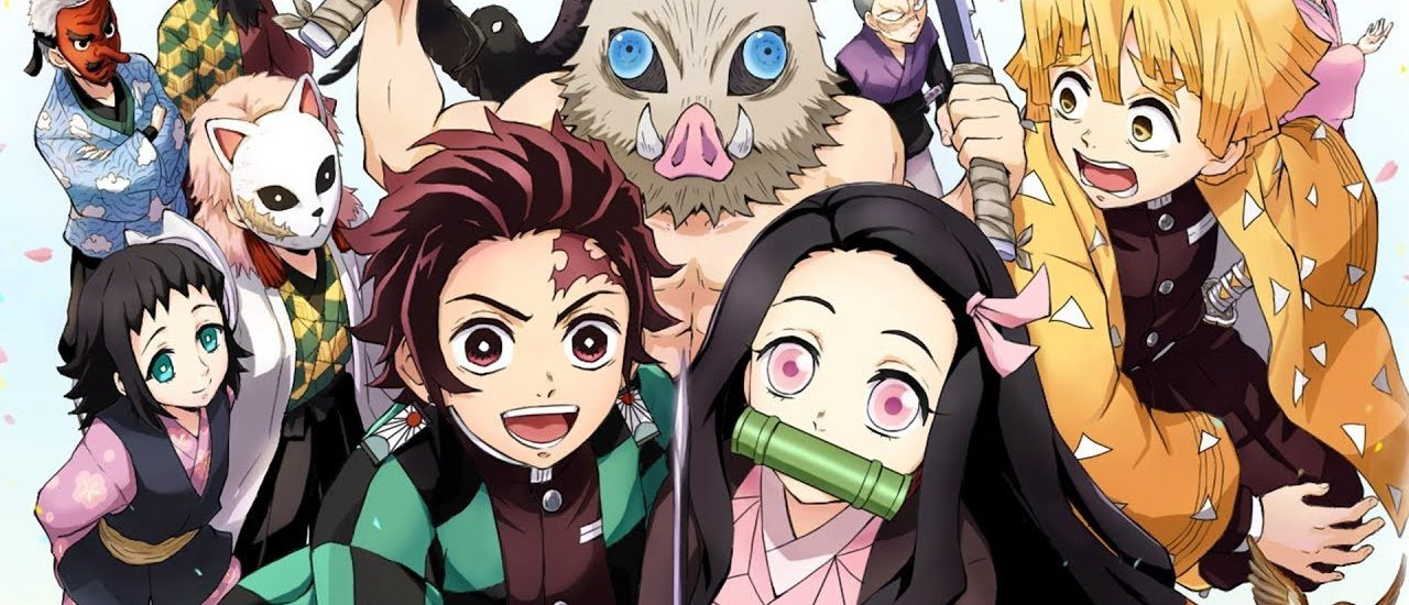 Kimetsu no yaiba movie