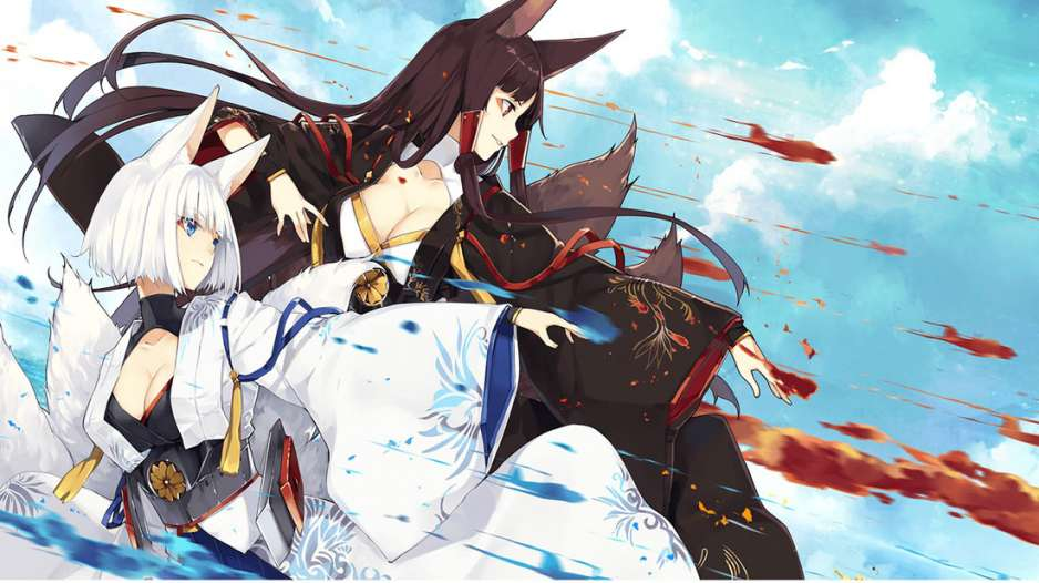 Azur Lane Anime Release Date Characters English Dub