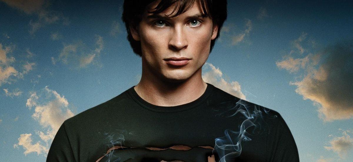 Når du gjør Lois og Clark Start Dating i Smallville