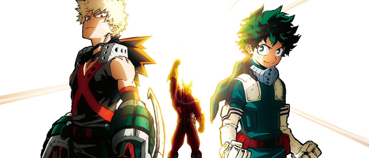 My Hero Academia Movie 2 Heroes Rising Release Date Characters