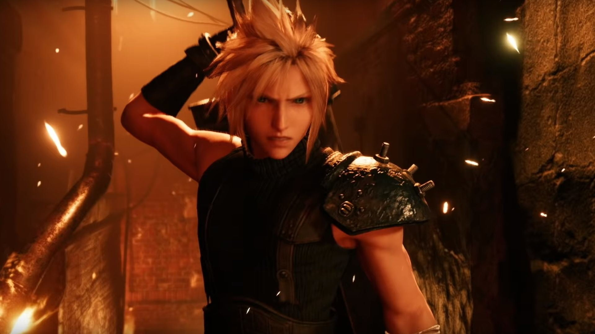 Final Fantasy 7 Remake Release Date Gameplay Ps4 Trailer News