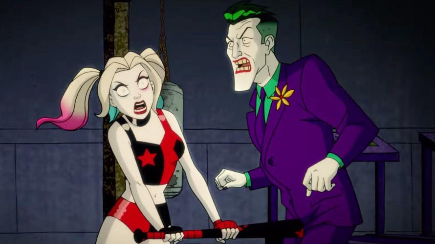 Batman dating Harley QuinnAndroid incontri Apps migliori 2013