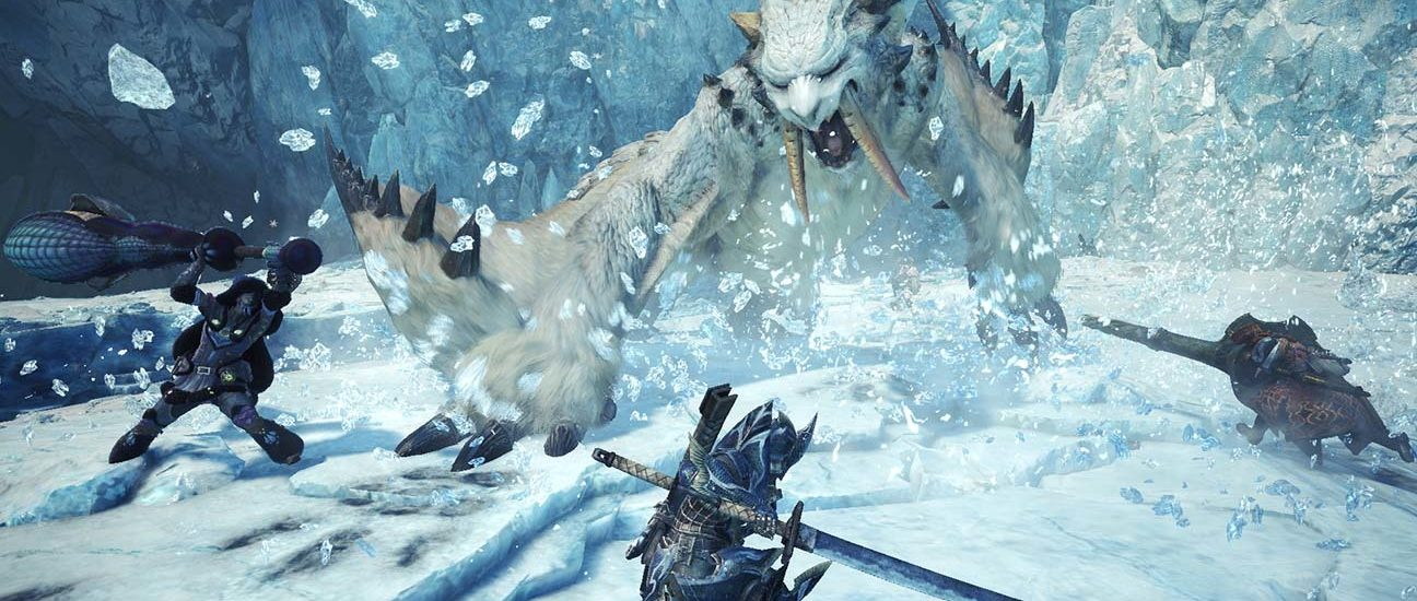 Monster Hunter World Iceborne Release Date Gameplay Ps4 Xbox