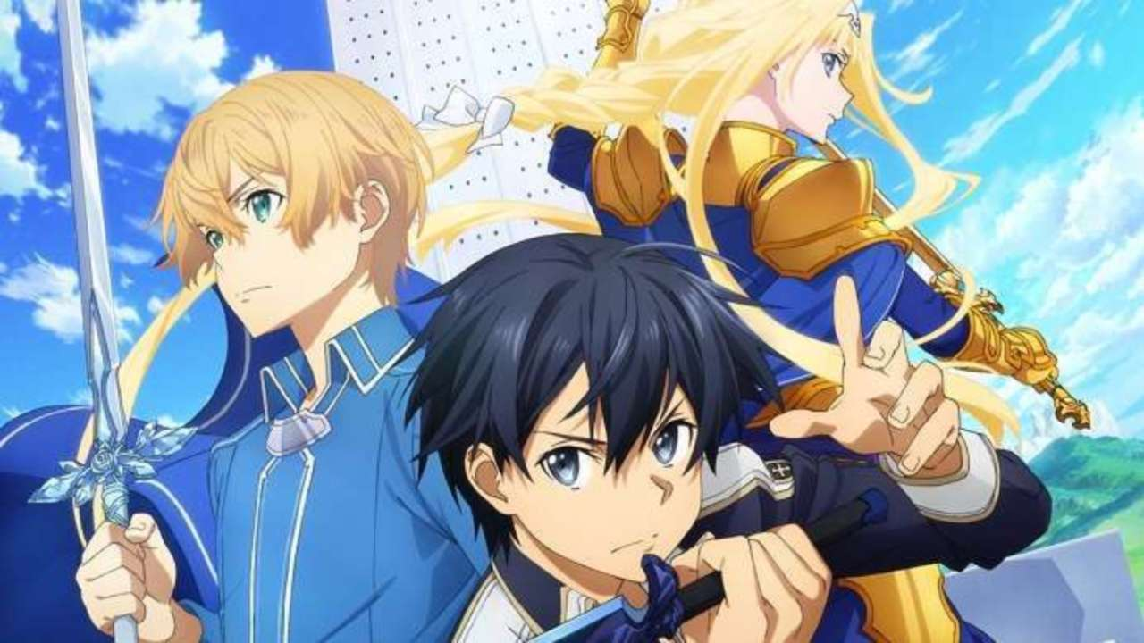 Is there a Sword Art Online Alicization War of Underworld ...